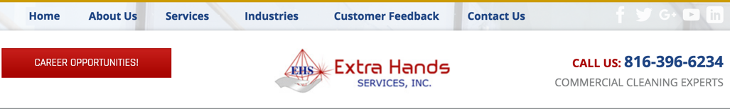 Extra Hands Services, Inc.